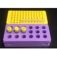 Eco Friendly Plastic Cooler Ice Blocks Pcr Tube Rack For Medicine
