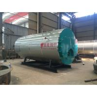Best Horizontal Automatic WNS2 Oil Gas Fired Industrial Steam Boiler wholesale