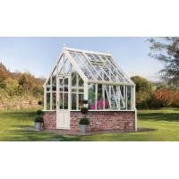 Best unilateral greenhouse with two roof windows wholesale
