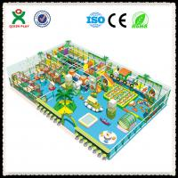 Best Large and Giant Indoor Playground Used Indoor Playground Equipment for Sale QX-107A wholesale