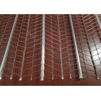 Best JF0508 0.25mm Thickness Rib Lath Mesh 3m Length 600mm Width For Building wholesale