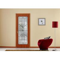 Best Doors Window Decorative Patterned Glass Thermal Sound Insulation Keep Warm wholesale