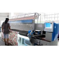 Best Blankets and Quilts Industrial Embroidery Machines for making 3.2 Meters Products wholesale