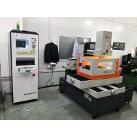 China Accuracy CNC Wire Cut EDM Machine With Hiwin Linear Guideway Wire Filters on sale