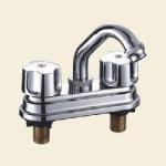 "Best 4"" Plastic Faucet Mixer With Chrome Finish (JY-1048) wholesale"