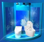 Best Luxury Electronic Toilet Seat, Electronic automatic Toilet Seat, automatic integrated toilet seat wholesale