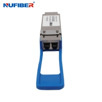 Best 40G QSFP 2KM Singlemode Transceiver 1310nm With LC Connector wholesale