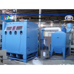 Best Engine Turbo Cleaning Industrial Sandblast Cabinet Power Supply 220V / 50Hz wholesale