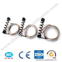 China Stainless Steel Micro Spring Hot Runner Coil Heaters For Injection Molding on sale