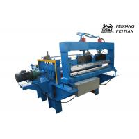 Best Fully Automatic Leveling / Cut To Length Machine , Steel Slitting Machine For Auto Parts wholesale
