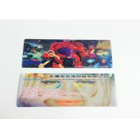 Best Durable Lenticular 3D Animation Business Cards With Offset Printing wholesale
