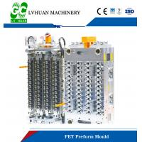 Best Plastic Preform Injection Molding 32 Cavities Advanced Hot Runner Design wholesale