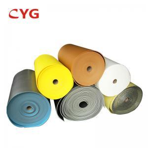 Best 10 / 12 /  13 / 15 mm Polyethylene Foam Roll For HVAC Insulation wholesale