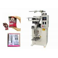 China Nuts / Dry Fruit / Snacks Sachet Packing Machine Electric Driven Type on sale