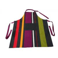 Best Cotton Personalized Kitchen Aprons , Funny Cooking Apron Smooth Texture wholesale