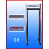Best 6 Zones Walk Through Metal Detector Door wholesale