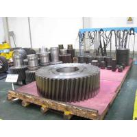China large huge big module gear parts bevel worm internal double helix high precision on sale