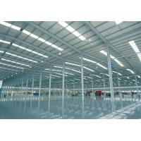 Best Large Span Pre engineered Steel Frame Structure Warehouse Buildings wholesale