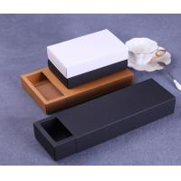 Folding Kraft Paper Gift Box Small Cardboard Boxes With Lids For Gifts