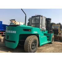 China 2009 Year Used Mitsubishi 30T Forklift , Second Hand FD300 Diesel Forklift on sale