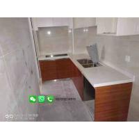 China Foshan Weimeisi quartz crystal artificial countertops solid surface quartz product polished on sale