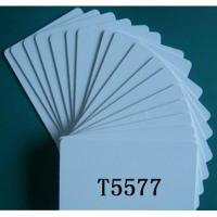 Best blank T5577 contactless ID card for wholesale wholesale