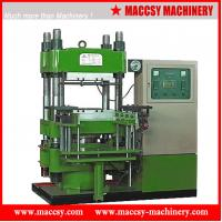 China Rubber moulding machine RM600M4 from Maccsy Machinery on sale