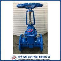 China Rising Stem ductile iron BS5163 GGG50 PN16 Gate Valve on sale