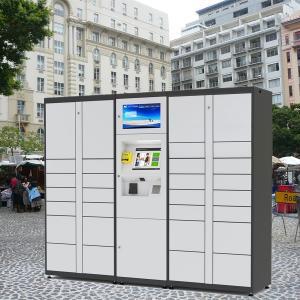 China Commercial Furniture Delivered Parcel Locker Intelligent Logistics Parcel Cabinet on sale