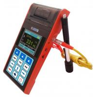 China Full Color Screen Hardness Scale Surface Roughness Measuring Instrument on sale
