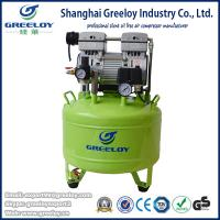 China Shanghai Greeloy 1 Hp Silent Oil Free Air Compressor on sale