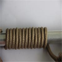 China Robust 6mm Outdoor Furniture Rope , Anti Static Custom Round Braided Cord on sale