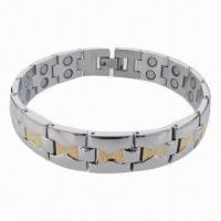 Best Wholesale Egypt Style Hot Selling Bracelet, Made of Stainless Steel/Titanium Materials wholesale
