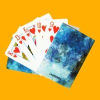 Best OEM Plastic Coated Playing Cards , REACH Plastic Poker Cards wholesale