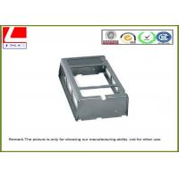 China High Precision Sheet Metal Fabrication Process steel enclosure used for telecommunication box on sale