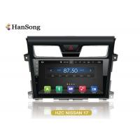 Best Professional Nissan Car DVD with Cortex A9 4 Cores CPU 1024*600IPS screen and Mirro link wholesale