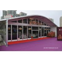Best Exhibition Outdoor Event Tents UV Resistant Aluminum Structure wholesale