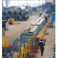 China cable hot dip galvanizing  production line on sale
