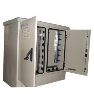 Cheap Telecom Communication Network Equipment Rack Aluminum Enclosure Double Layer for sale