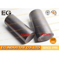 Best Density Of 1.8g / Cm3 Pure Graphite Rod Low Ash Purified 70 Mpa Compressive Strength wholesale