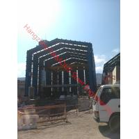 Best H Column Metal Frame Type Prefabricated Steel Building For Industrial Use wholesale