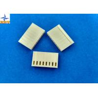 China 2.54mm Pitch Type Circuit Board Wire Connectors Single Row Power connnector Crimp Connector on sale