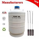 Best TIANCHI Liquid Nitrogen Flask 35L Cryogenic Dewar Tank Animal Husbandry wholesale