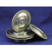 China Electroplated Diamond CBN Grinding Wheels Precision Instrument Processing 14F1 on sale