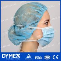 Best Non woven Disposable 3 Ply Tie-on Surgical Face Mask with High Performance wholesale