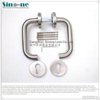 China SUS304 fire rated tube lever type door handle for mortise locks/BS EN1906/Guaranteed for 5yrs on sale