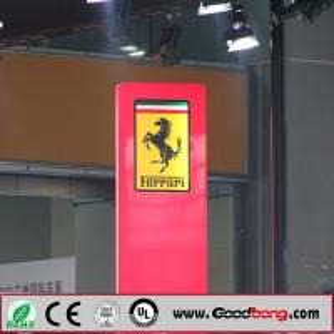 China Professional Custom Round Shape Acrylic Sheet Vacuum Moulding Car Logo Signs; on sale