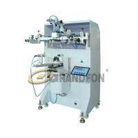 China YZ-400R round oil filter automatic pneumatic screen printing machine price on sale