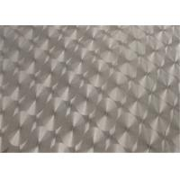 Best E1 Grade, Embossed Aluminum Panel Faced MDF Board For  Decoration wholesale
