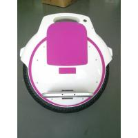 China LED Light Self Balancing Electric - Powered Unicycle With SAMSUNG Battery on sale
